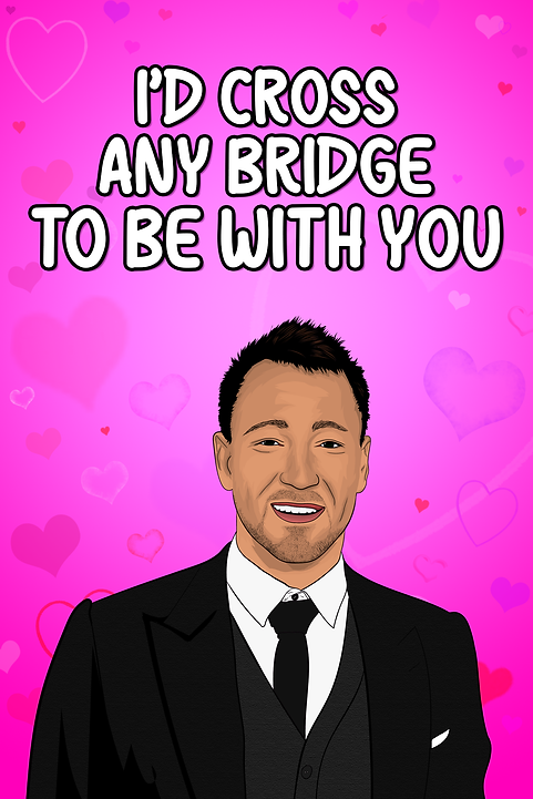 John Terry - Bridge