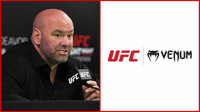 "UFC-Venum deal: ""Huge rewards for fighters"", says Dana White"