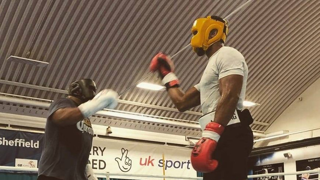 Anthony Joshua died for 11 minutes during sparring session, claims insider