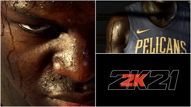 NBA 2K21 even sweatier than NBA 2K20