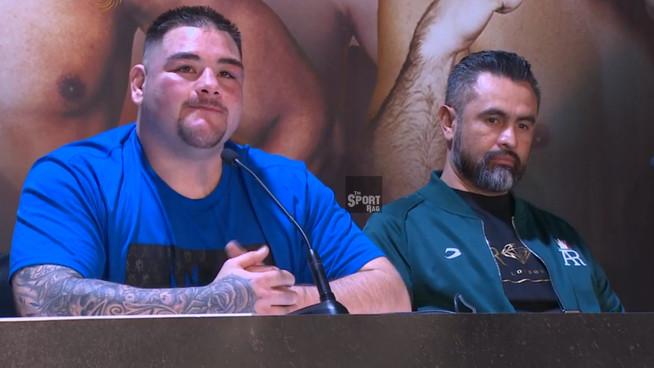 Hiring taco truck guy as personal chef was a mistake, admits Ruiz Jr