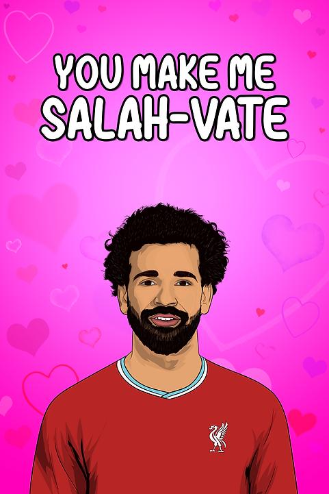 Mohamed Salah - Salah-vate