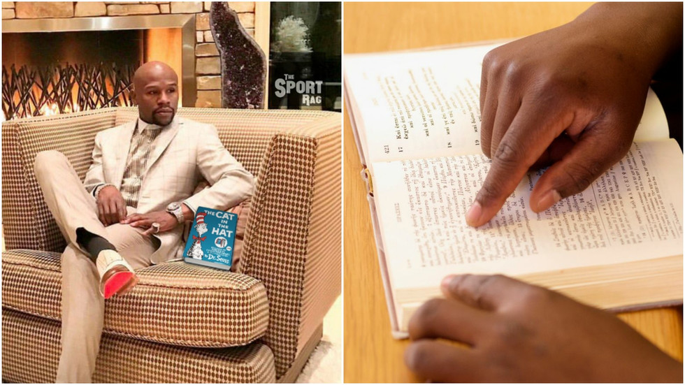 COVID-19: Floyd Mayweather learning to read while self-isolating