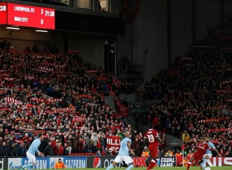 Manchester City lodge formal complaint with UEFA, claiming Liverpool have 'too many fans'