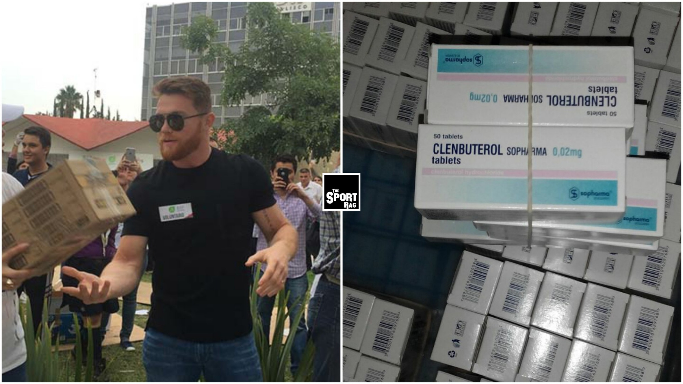 COVID-19: Canelo donates $1million of clenbuterol from personal stash