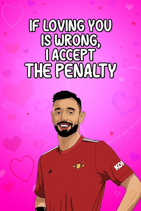 Bruno Fernandes - Penalty