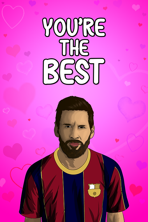 Lionel Messi - You're the Best