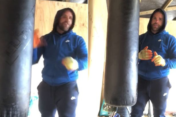 Billy Joe Saunders SHOCKS on April Fools' Day, acts like decent person