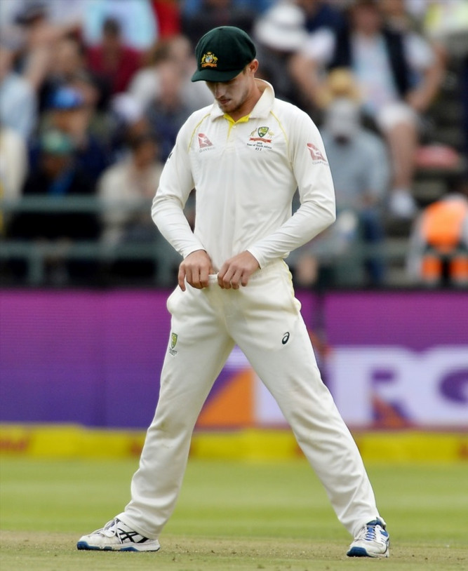 Shock as people apparently still watching cricket