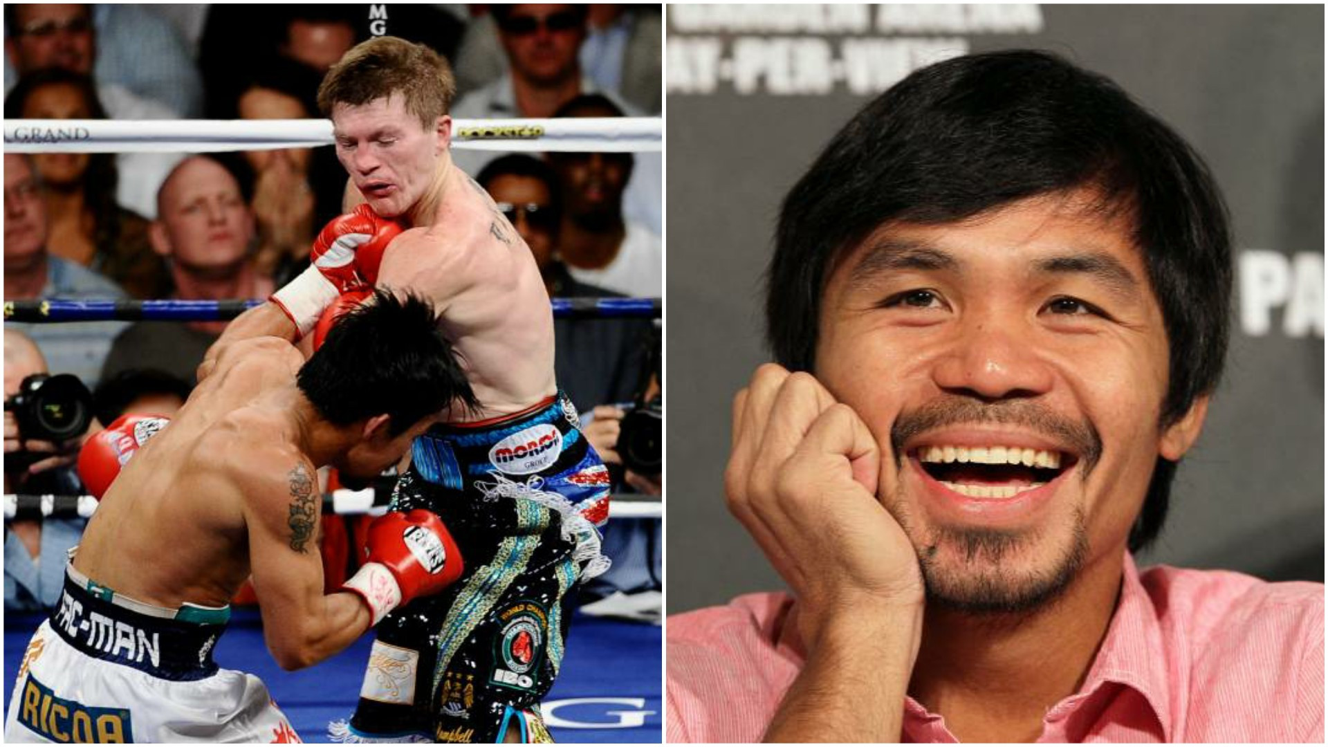 Pacquiao fans ignore Mayweather anniversary again to watch Hatton KO