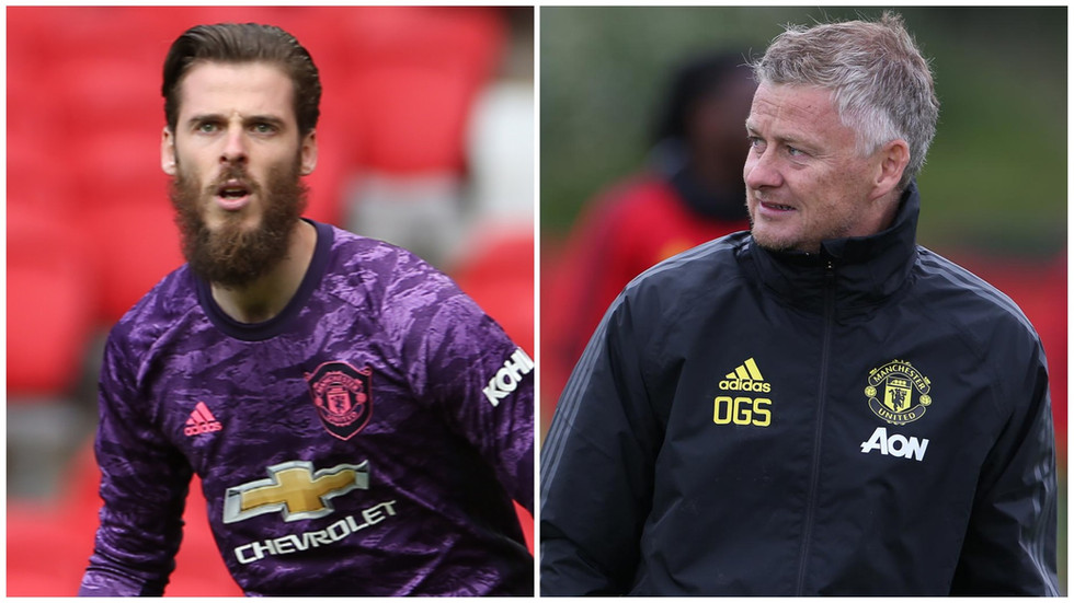 De Gea told to shave that f***ing thing off or he's benched