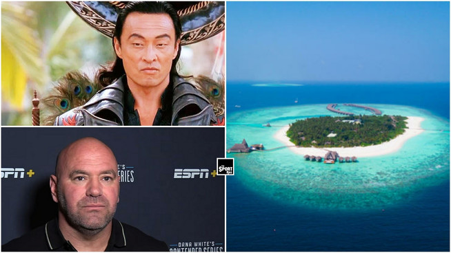 UFC island plan OFF after Dana White loses bidding war to Shang Tsung
