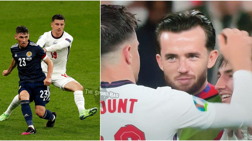 England squad forced to self-isolate after spending 76 minutes in Billy Gilmour's back pocket