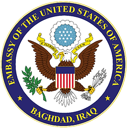 Embassy of the United States of Americ Logo