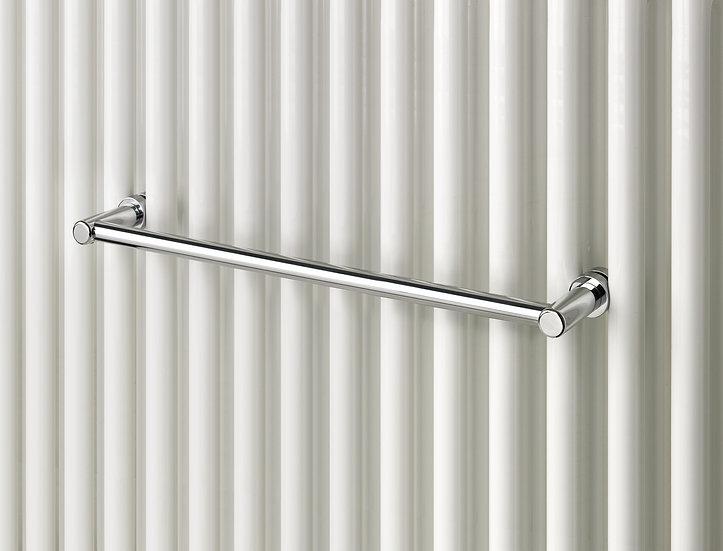 Central Chrome Towel Bar