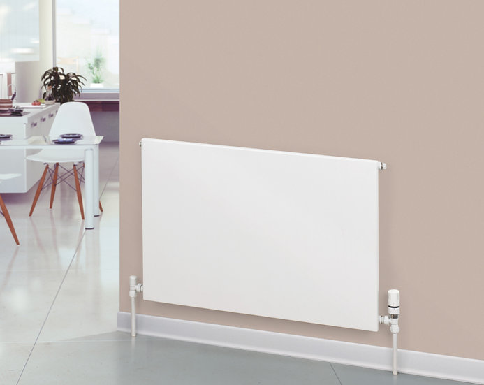 Alnwick Horizontal White