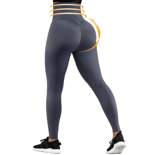 High Waisted Booty Lifting Leggings