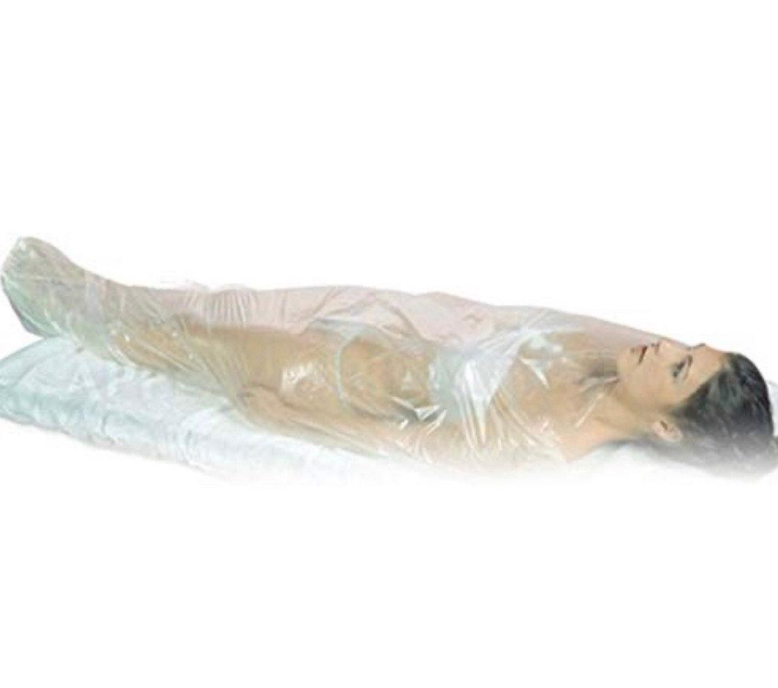 Infrared Sauna Detox Wrap