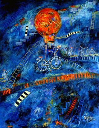 Elevated Journey - SOLD