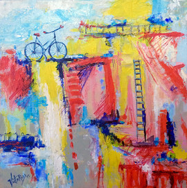 Going Up - SOLD