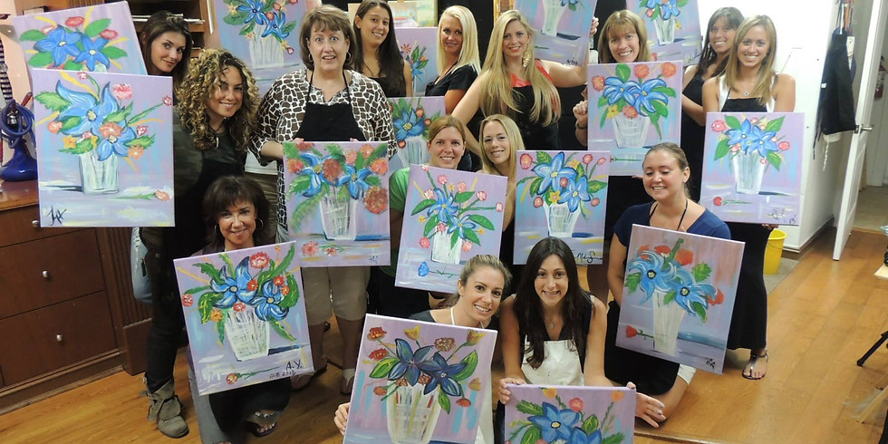 Mother's Day Paint and Sip