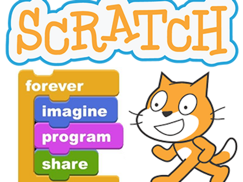 Scratch Programming live      Sessions 1-8