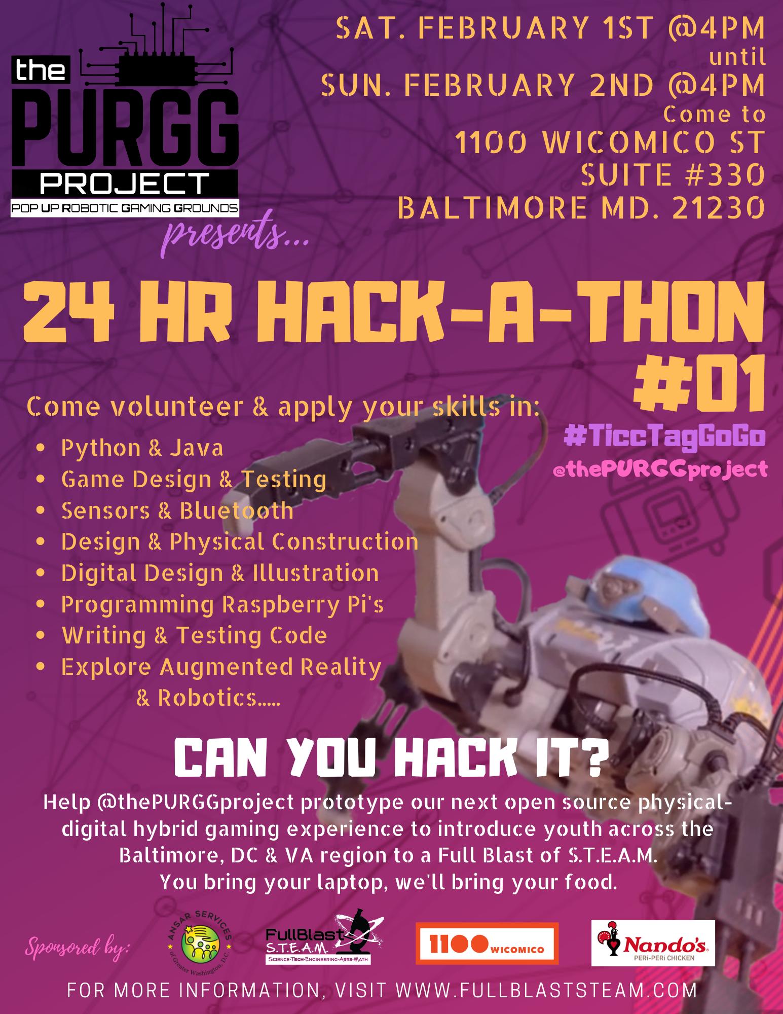 _PURGG  Hack-A-thon #01 2020 (1)