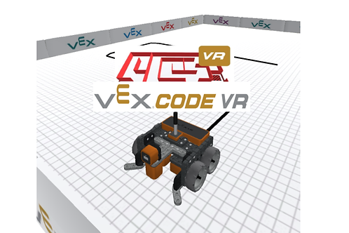 VEX VR Robotics live    Sessions 1-10