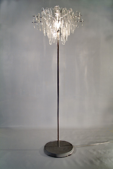 NEONIS-LIGHTING Glacier Floor Lamp