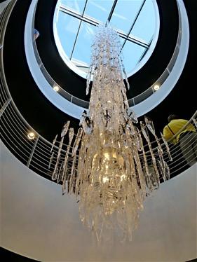 NEONIS-LIGHTING Glacier Hall Pendant Lamp
