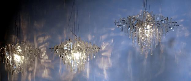 NEONIS-LIGHTING Glacier Diamond Chandeliers