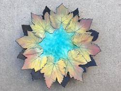 Grape Leave Platter
