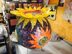 Sunflower Garden Ball