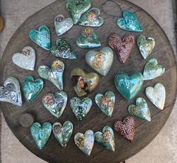 Puffy Heart Designs