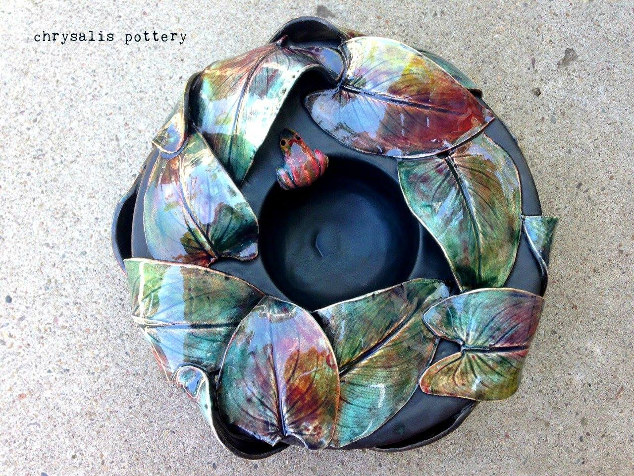 Double Wall Vase
