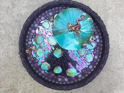 Frog Pond Mosaic