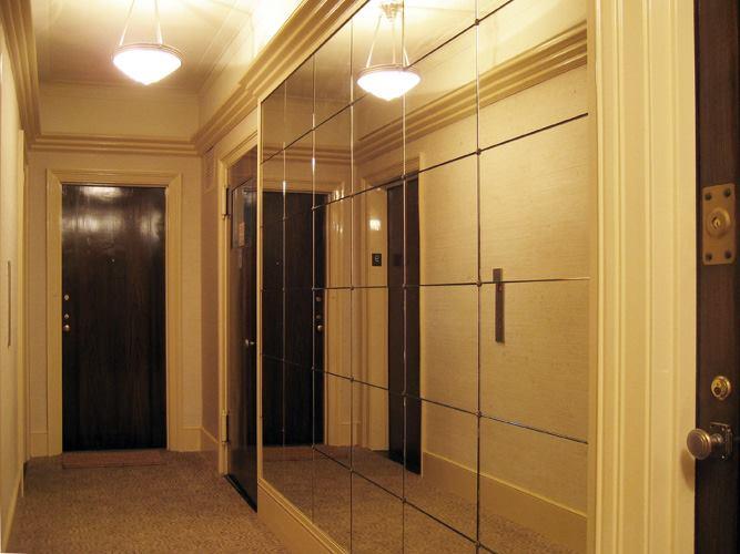 Hallway  25 Central Park West ,