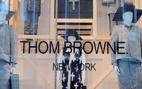 Thom Browne Store , 100 Hudson Street , New York ,