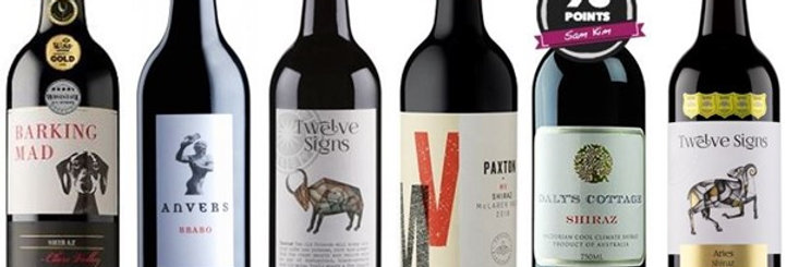 Red Wine Lovers - 6 Pack