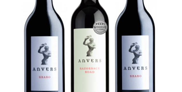 Anvers - Mixed Red wines - Pack of 6 Bottles