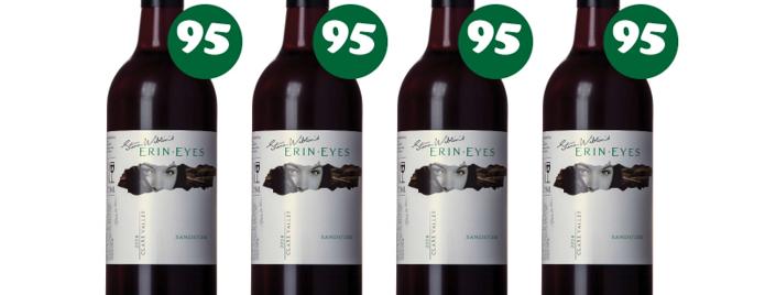2018 Steve Wiblin's Erin Eyes Stone of Destiny Shiraz Malbec - Pack of 6 Bottles