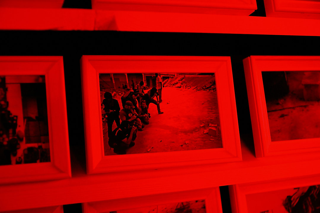 Matthieu Boucherit - In pictures we trust