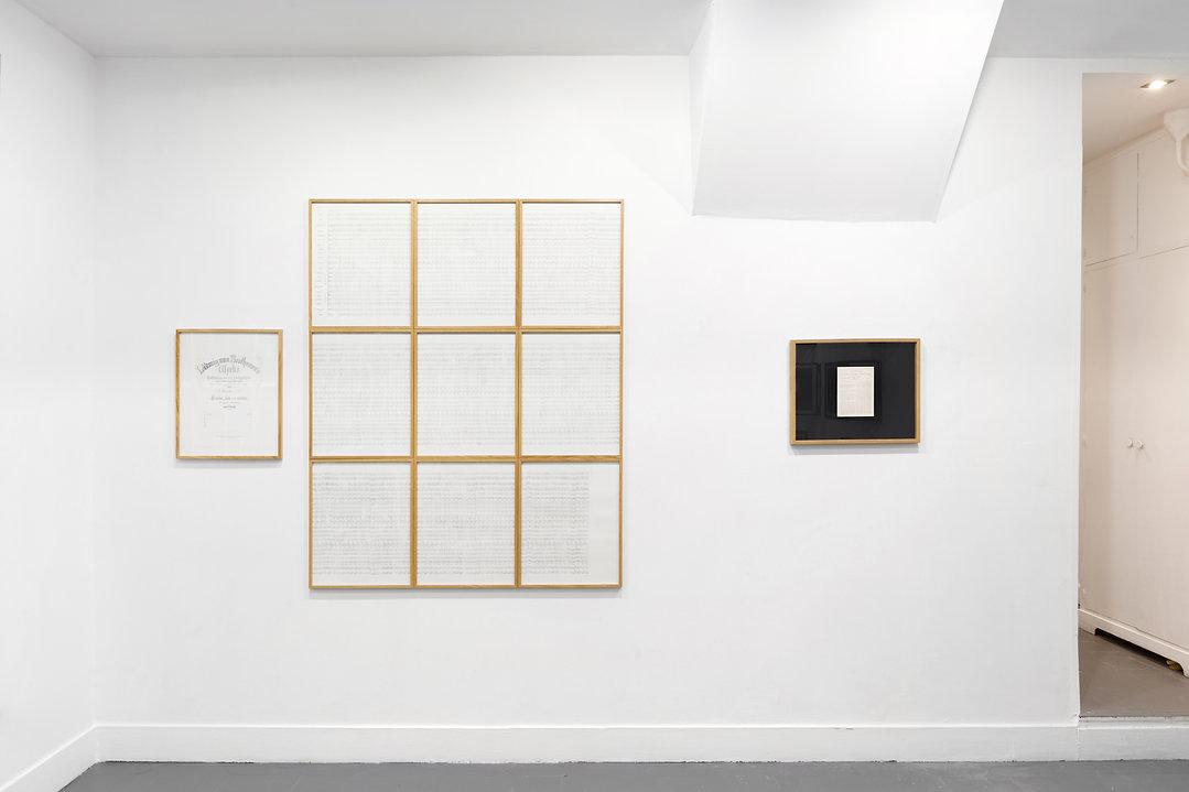 Matthieu Boucherit - Exposition BIS, Gal