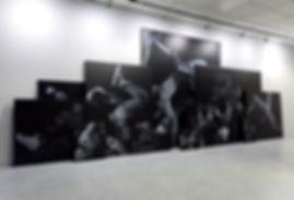 Matthieu Boucherit, exposition In the Fl