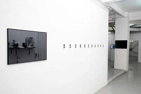 """""""L'Actuel"""", group show, curateurs Maya Goldcymer et Jonathan Taieb, galerie épisodique, Paris, 2017"""