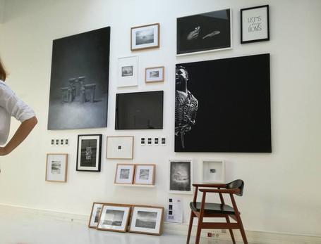 Satellite Spirit, curateur Théo-Mario Coppola, Espace marais-marais, Paris, 2016