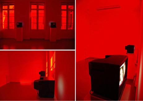 """""""Latence"""", groups show, année franco russe, Espace Croix Baragnon, Toulouse, 2010"""