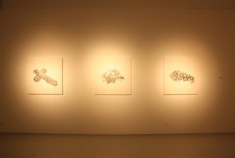 """""""Et Après?"""", solo show, Centre d'Art contemporain La Fabrique, Toulouse, 2011"""