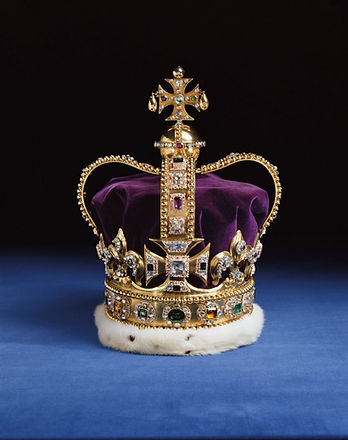 St. Edward's Crown - Made for Charles II
