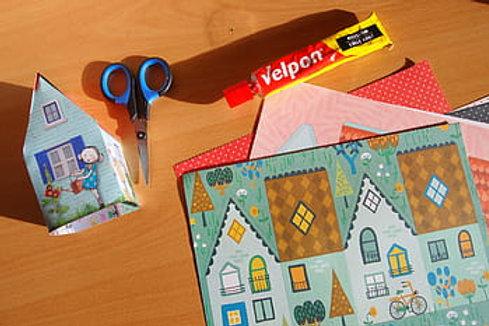Paper Toys: 3D Geometry